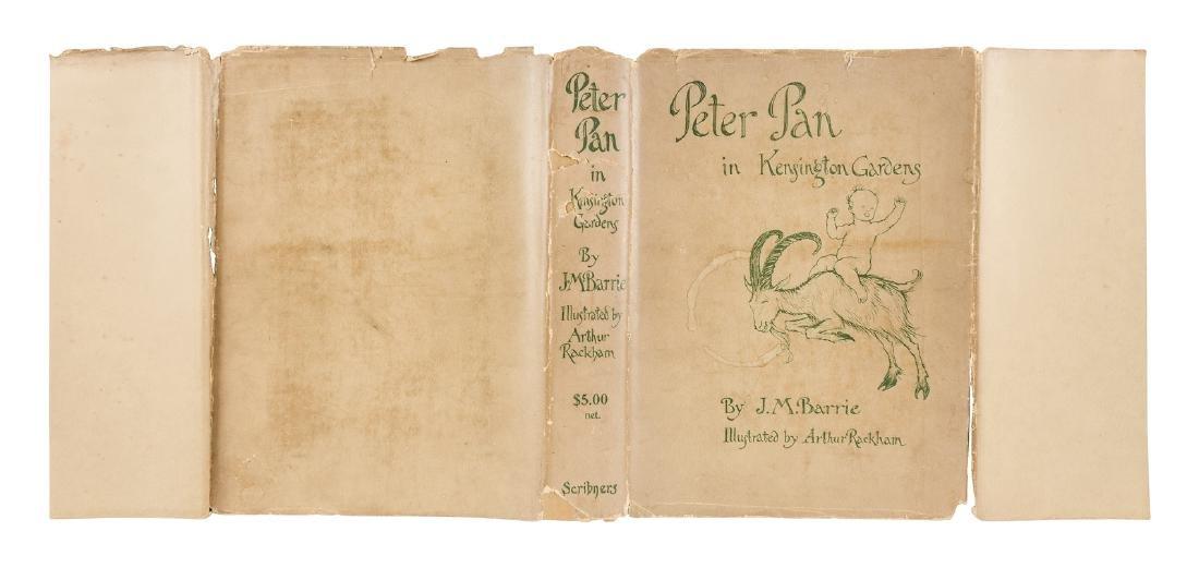 Peter Pan in Kensington Gardens Rackham Illus - 2