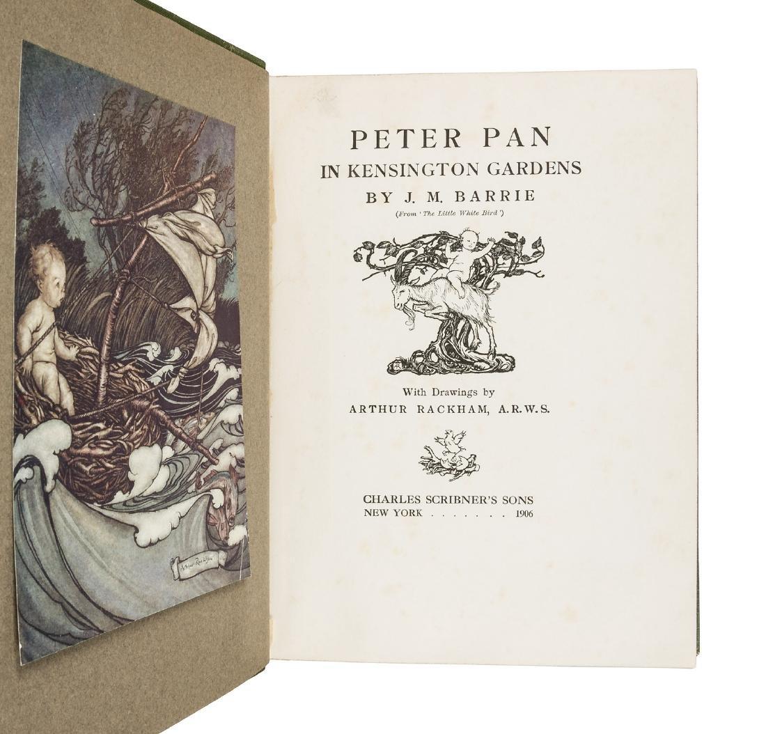 Peter Pan in Kensington Gardens Rackham Illus - 3