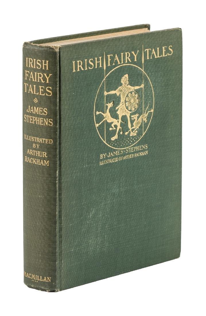 Arthur Rackham illustrates Irish Fairy Tales
