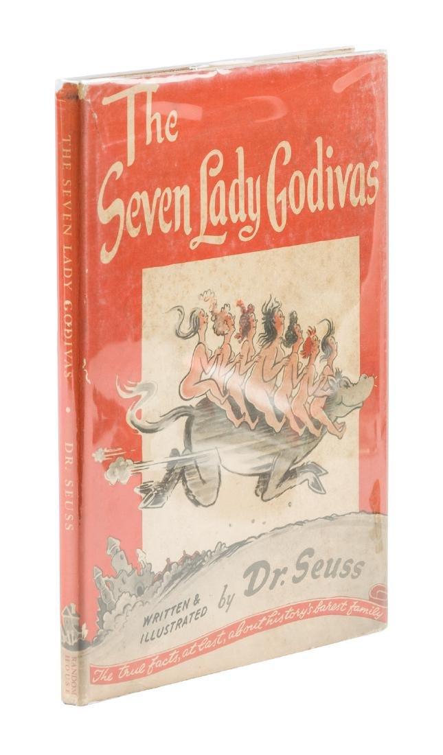 Seven Lady Godivas by Dr. Seuss