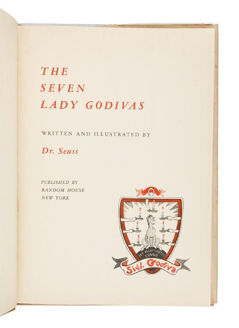 Seven Lady Godivas by Dr. Seuss - 2
