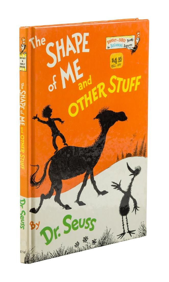 Signed by Dr. Seuss