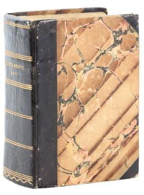 New Testament in Latin 1556