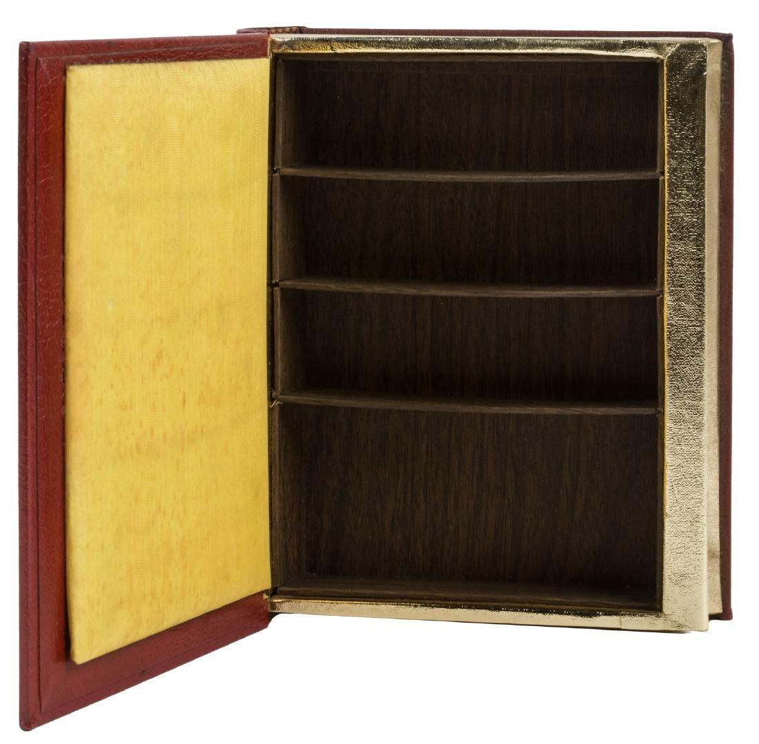 Book-shape box for Mosaic Press books - 3