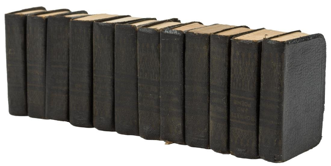 Complete Works of Shakespeare in 40 volumes with case