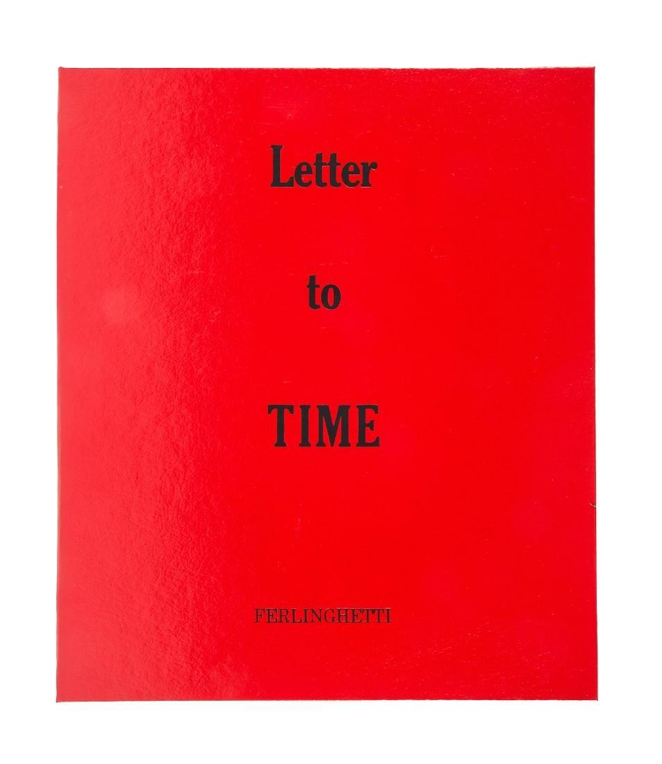 Ferlinghetti, Letter to Time 1/30 - 2