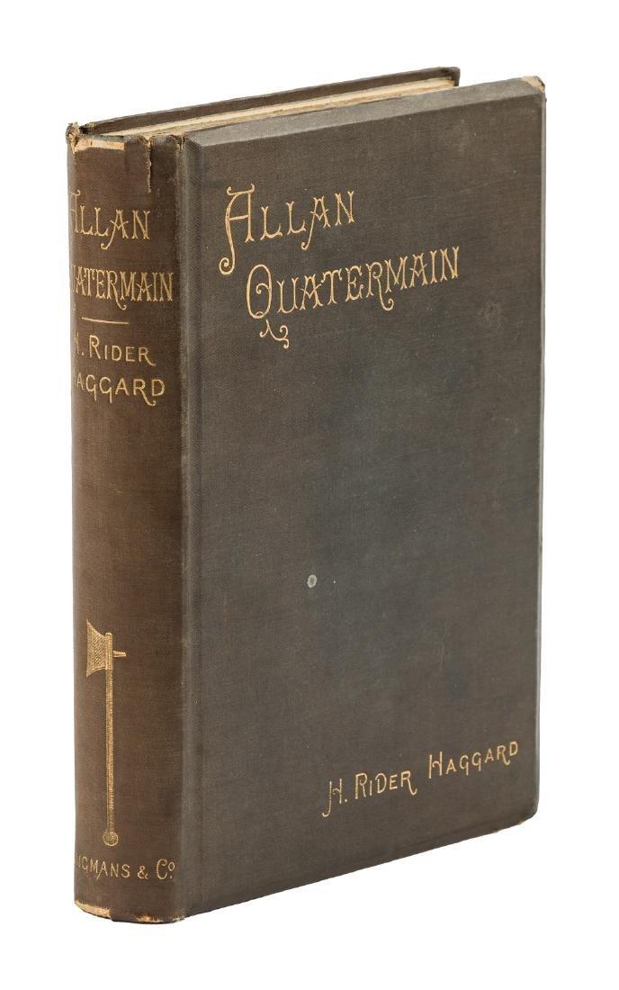 H. Rider Haggard Allan Quatermain