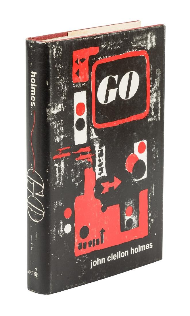 John Clellon Holmes, Go - signed by eight beats