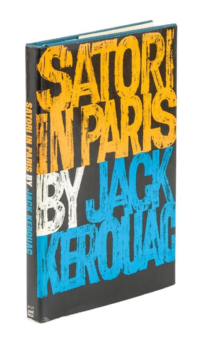 Satori in Paris Jack Kerouac Review Copy