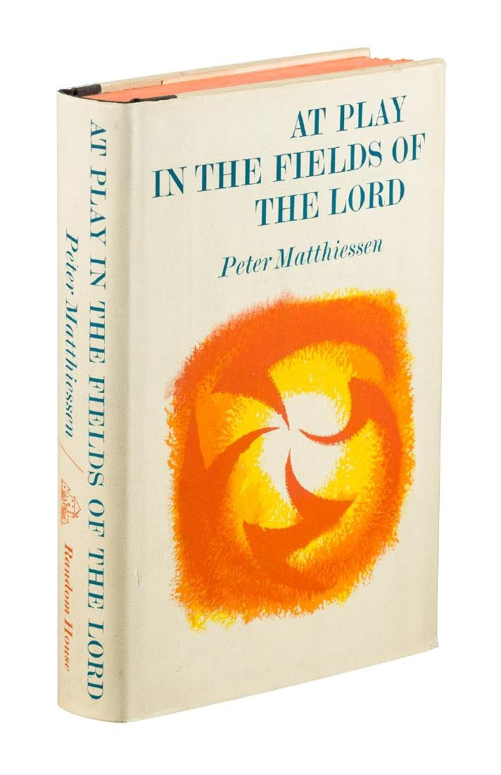 Peter Matthiessen At Play in Fields of the Lord