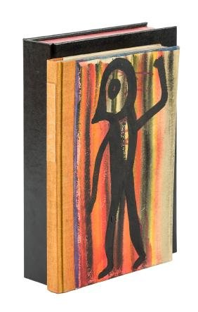 Patchen Fables & tales 1 of 50 hand-painted Ed.