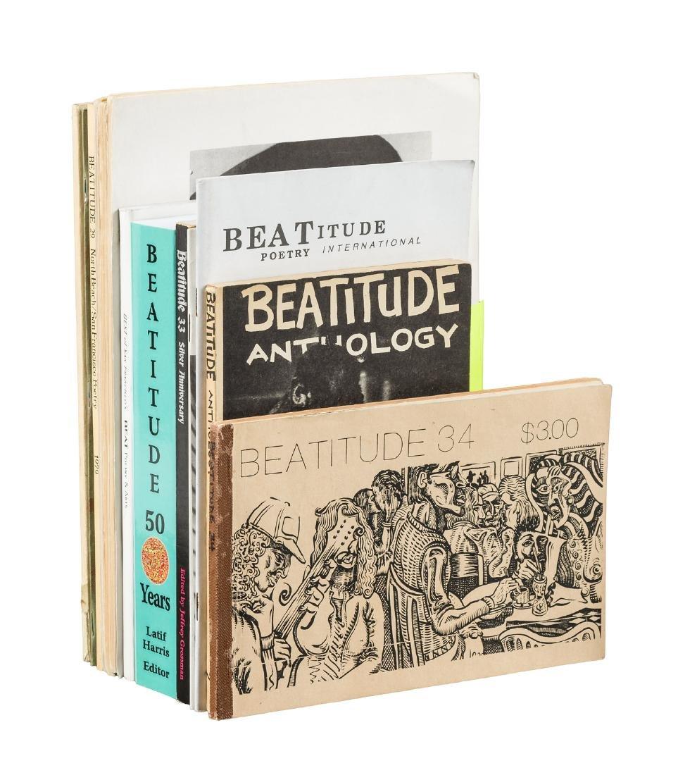 Beatitude - thirteen volumes