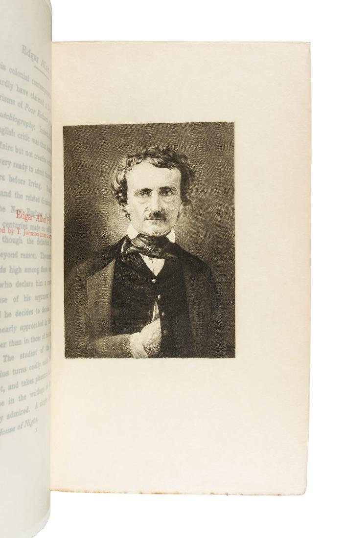 Poe's Works in 10 volumes, 1/500 sets - 5
