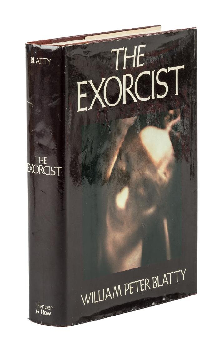 The Exorcist First Edition inscribed