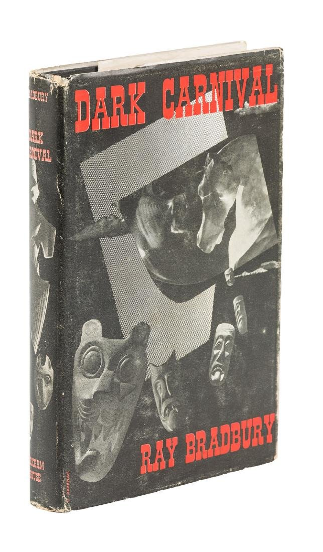 Ray Bradbury Dark Carnival First Book