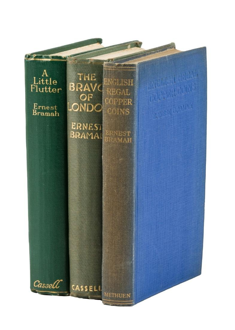 Scarce titles by Ernest Bramah