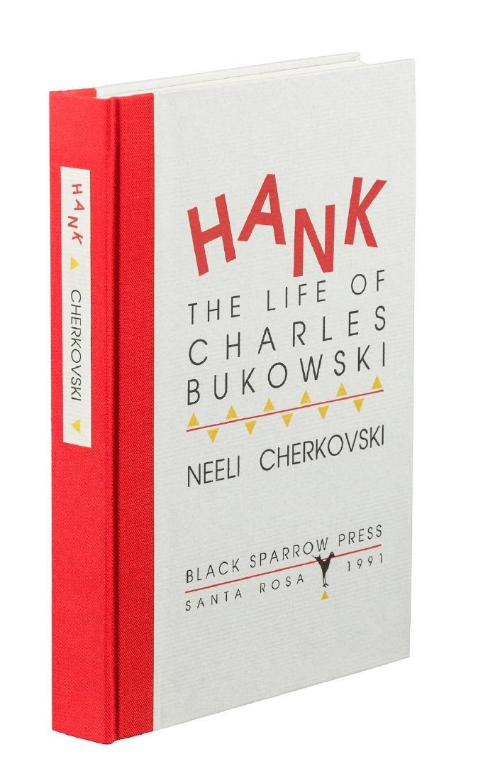 Neeli Cherkovski's biography of Charles Bukowski