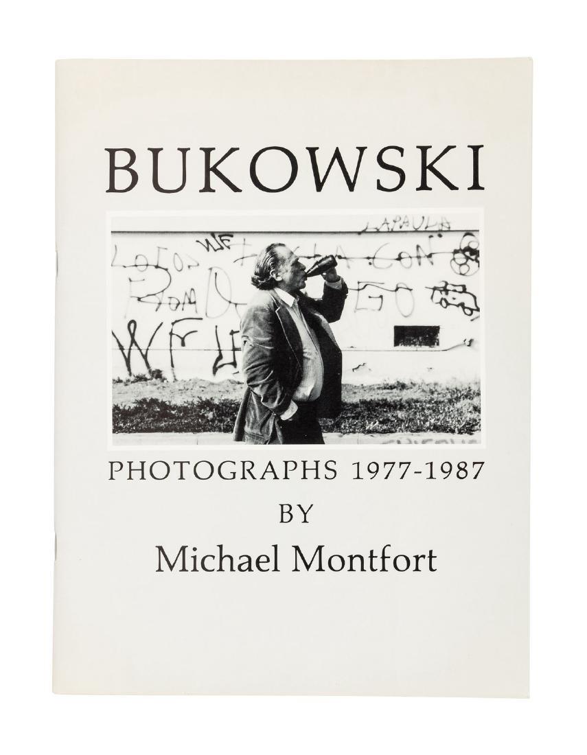 Bukowski 24 photographs Michael Montfort