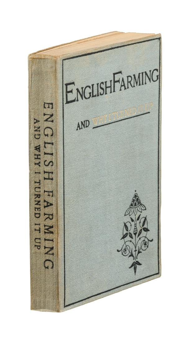 Ernest Bramah's first book