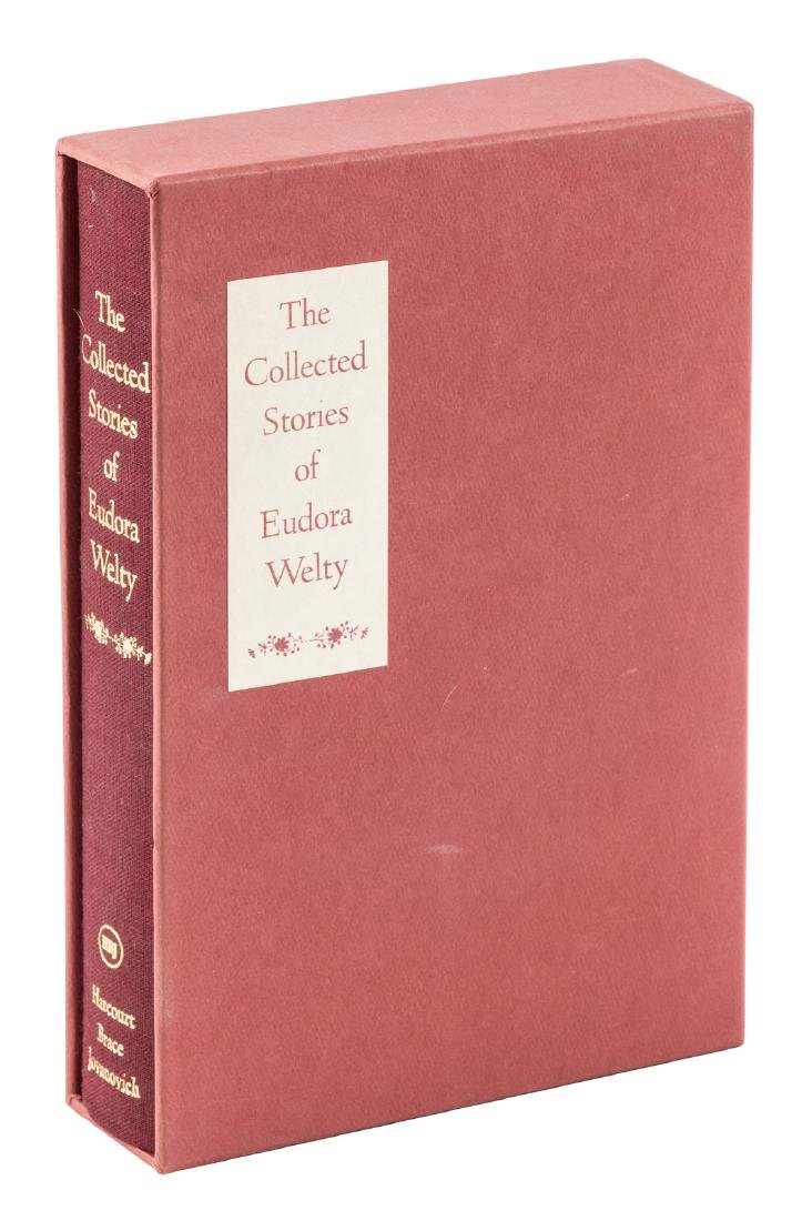 Eudora Welty The Collected Stories Signed