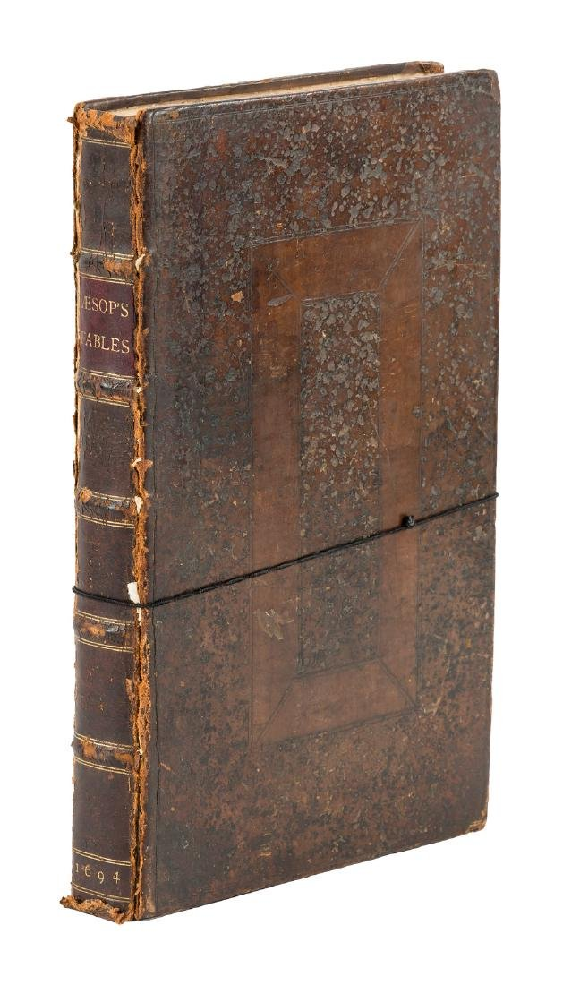 Fables of Aesop 1694 Edition