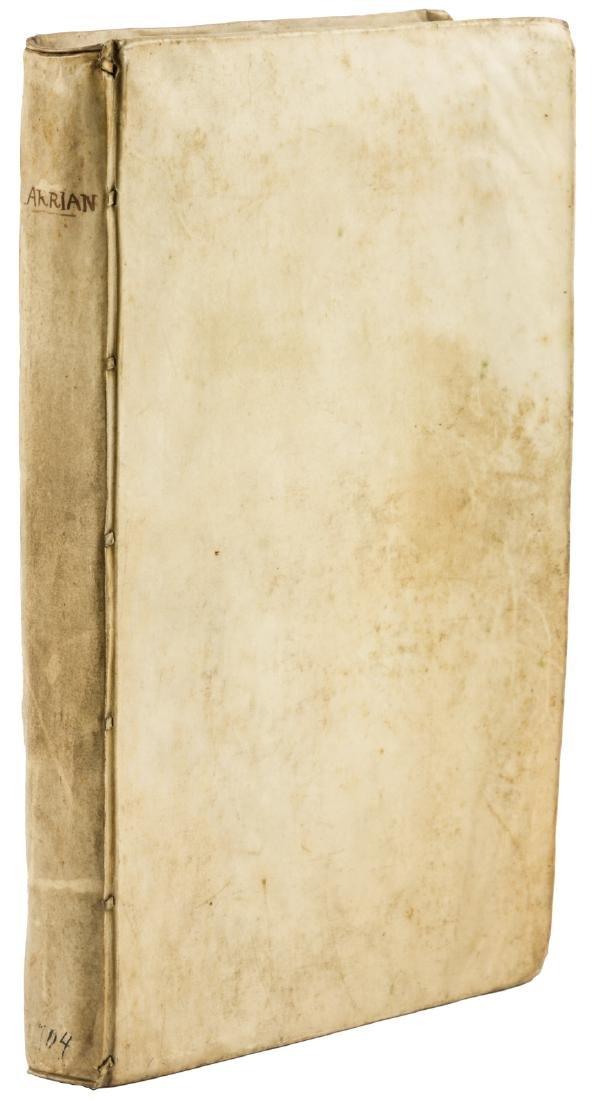 Flavius Arrianus Expeditionis Alexandris 1704