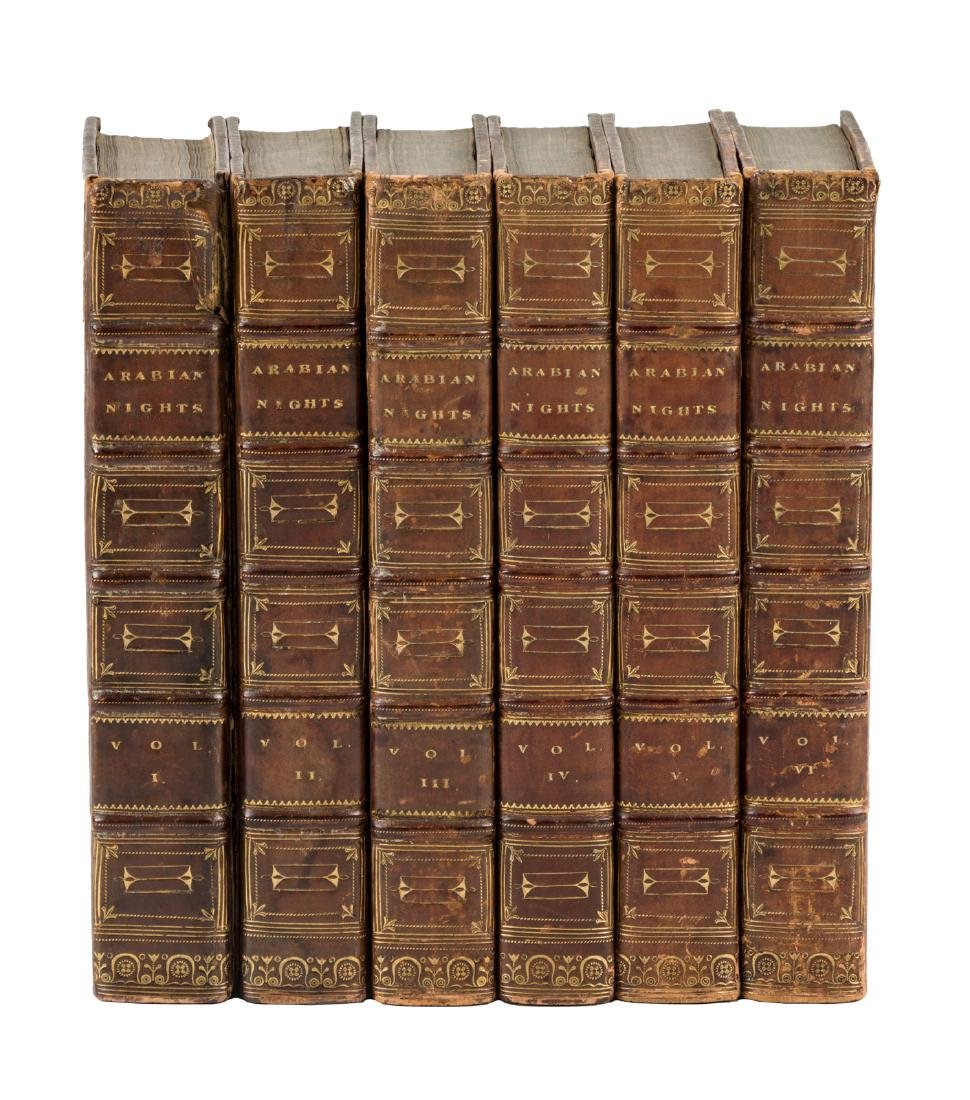 Jonathan Scott's translation of the Arabian Nights 1811