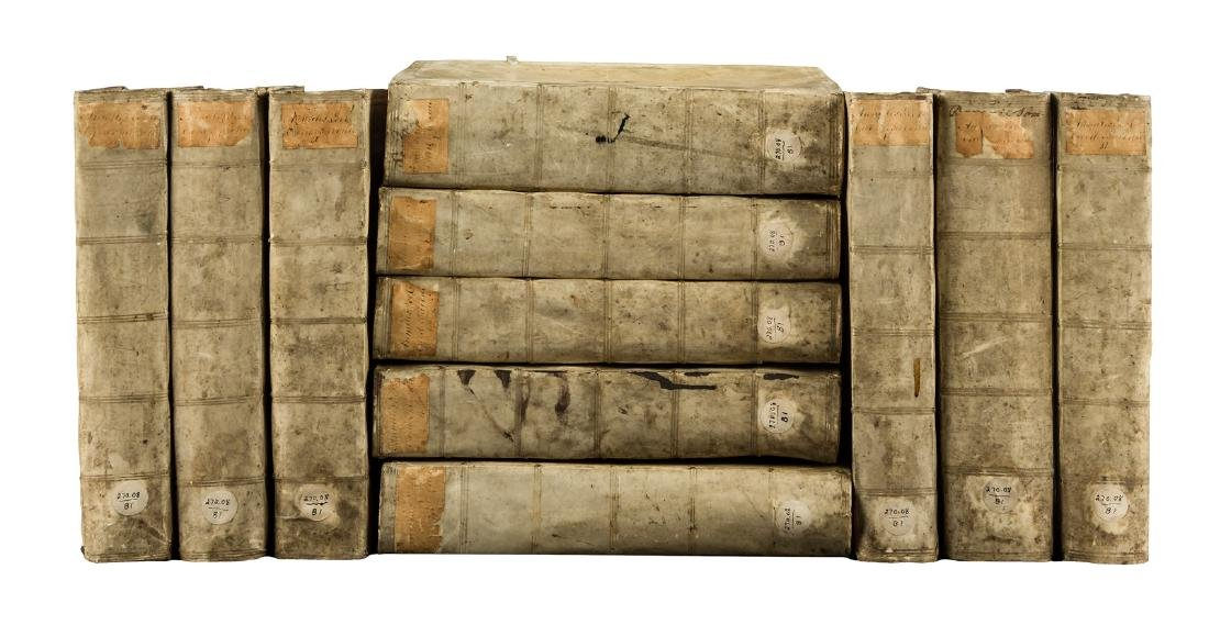 Baronio, Annales Ecclesiastici, 1597-1609