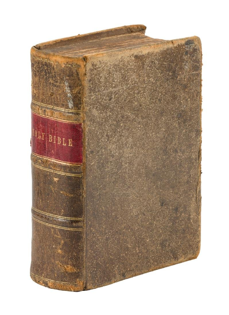 The Bible, 1602