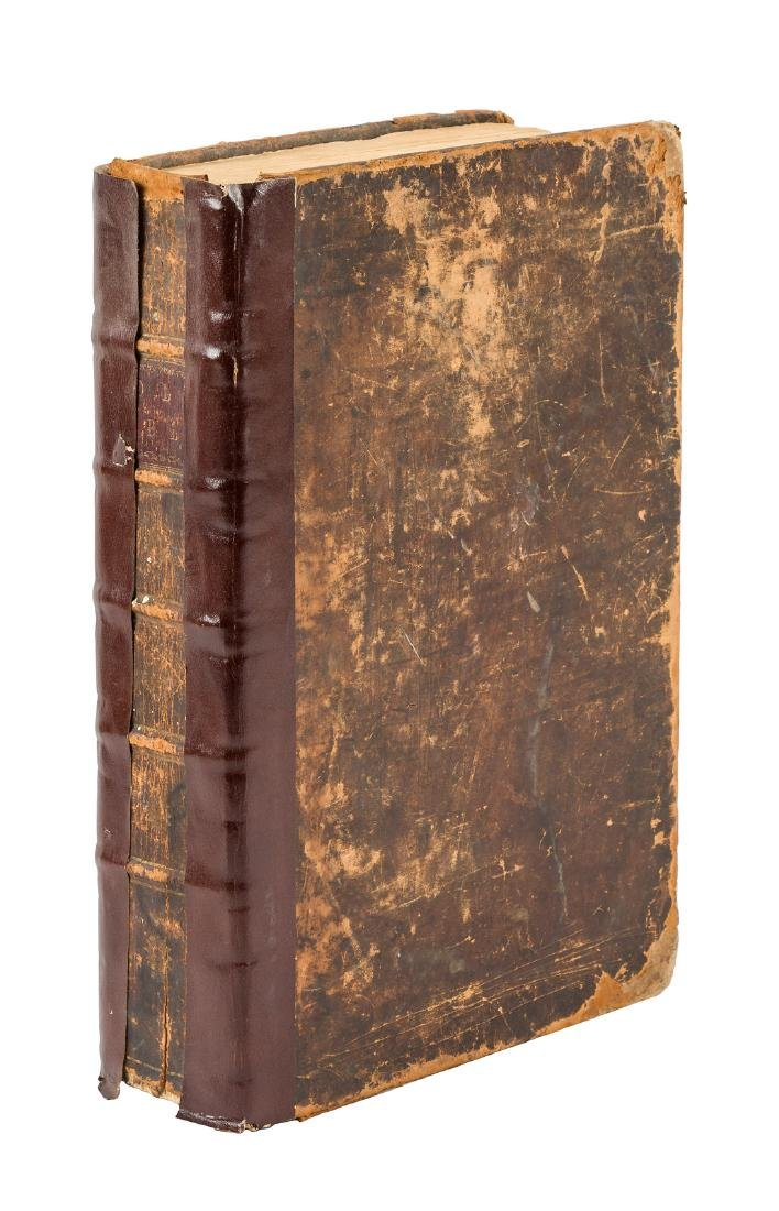Illustrated American folio Bible 1801