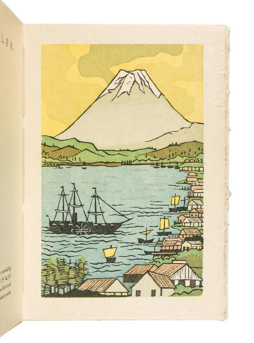 Perishable Press Whitman Sampler Jim Lee Woodcuts