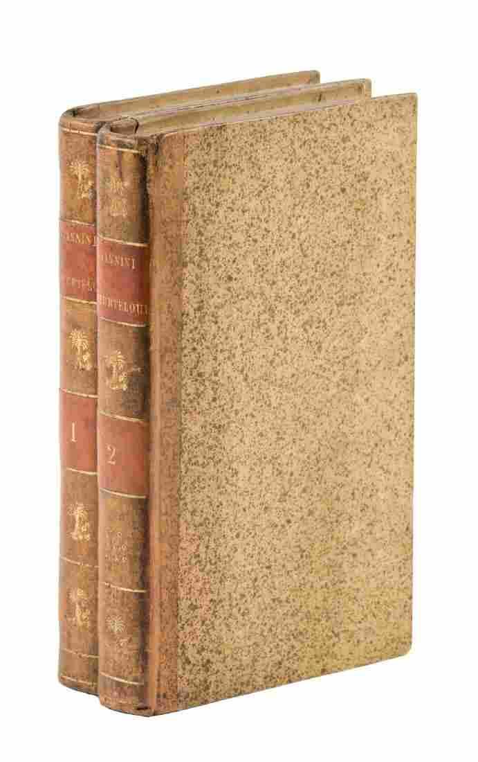 Giannini, De la Nature des Fièvres 1808