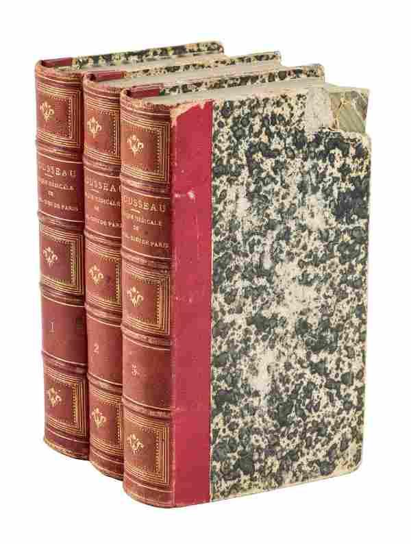 Trousseau, Clinique Médicale 3 vols. 1865