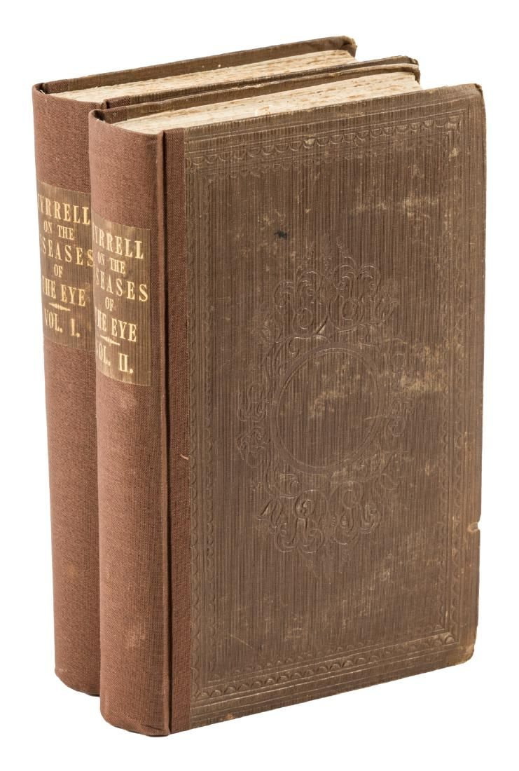 Tyrrell, A Practical Work on the Diseases of the Eye,