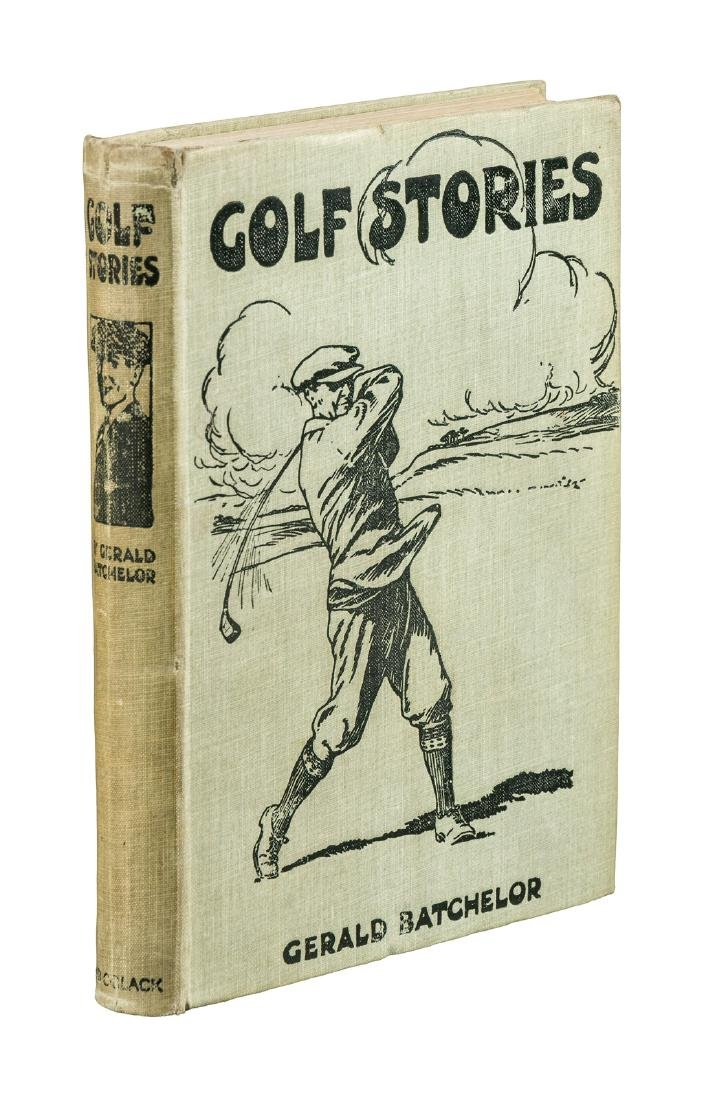 Gerald Batchelor Golf Stories