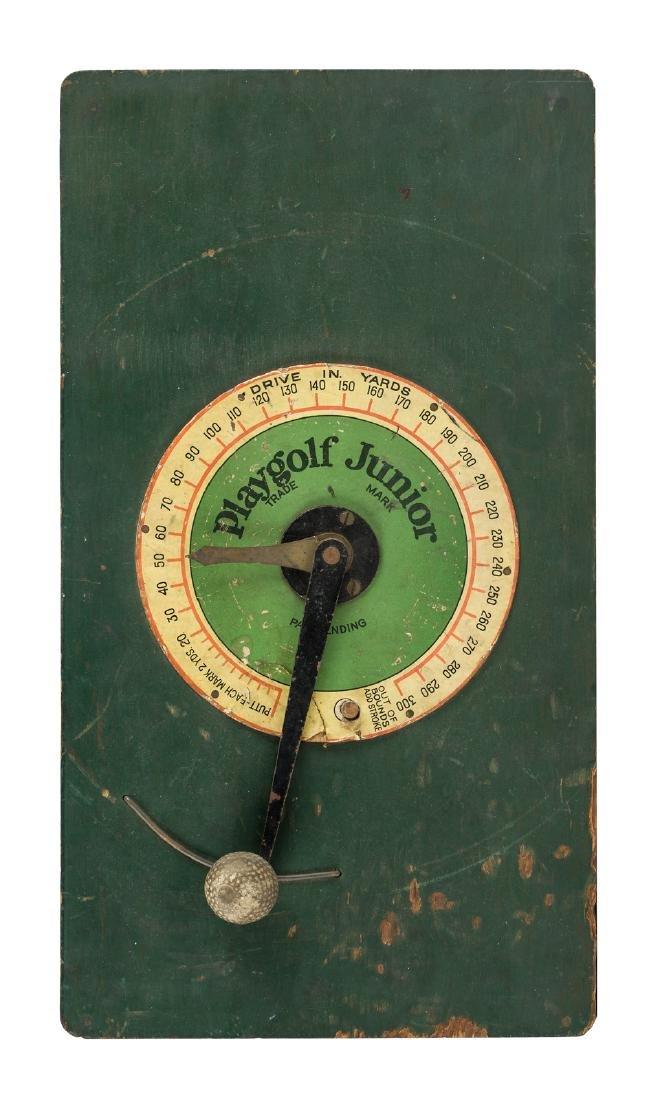 Playgolf Junior golfing game