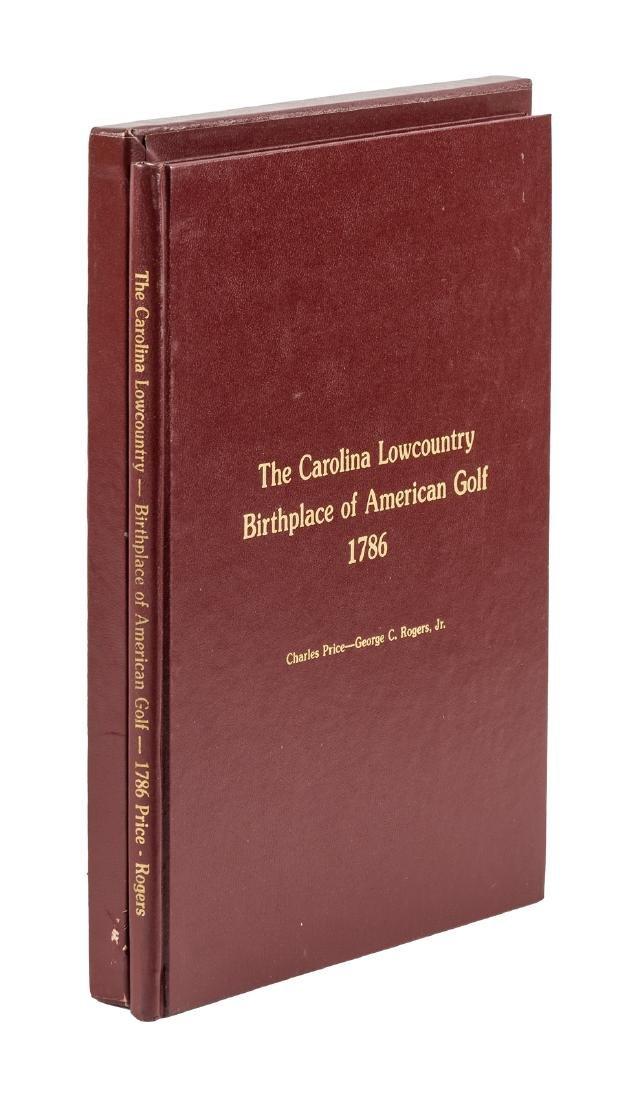 Carolina Lowcountry: Birthplace of American Golf