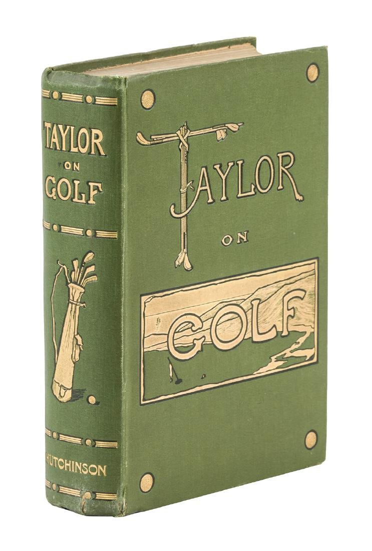 Taylor on Golf Fourth Edition Revised with MSS notes
