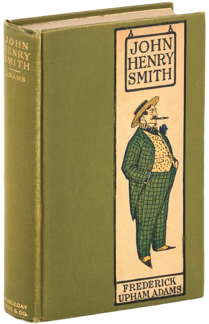 John Henry Smith  by F.U. Adams