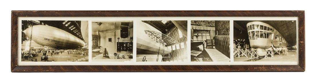 Photos of the Graf Zeppelin