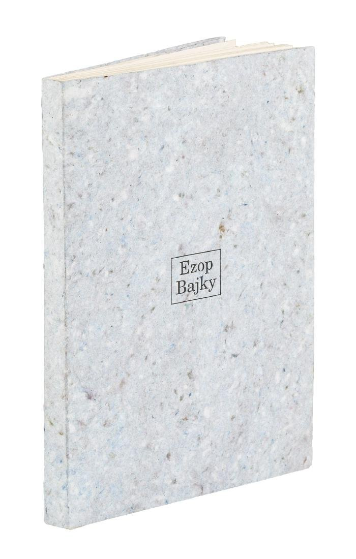 Aesop's Fables: Thirteen etchings 1/100