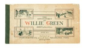 The Adventures of Willie Green, 1915