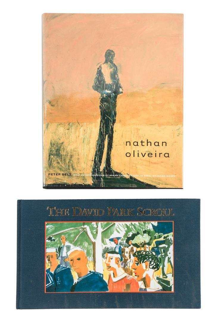 Two artist monographs