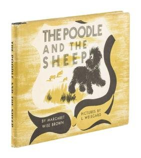Margaret Wise Brown The Poodle and the Sheep