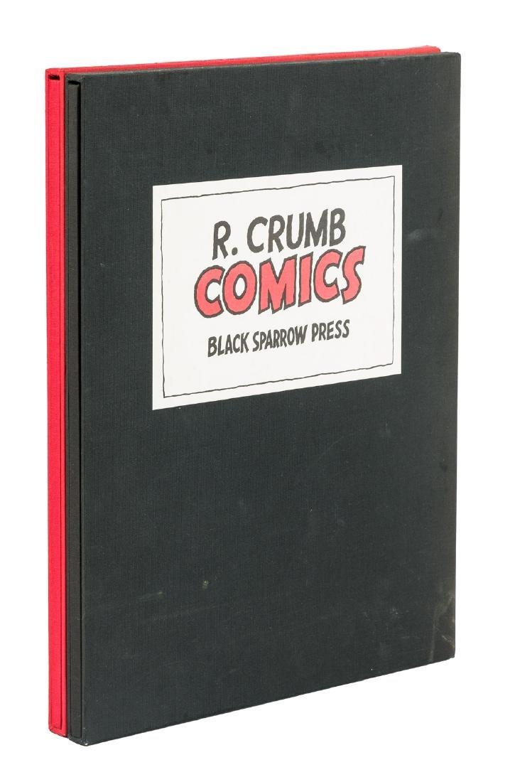 R. Crumb Comics, Black Sparrow Press, 1/200