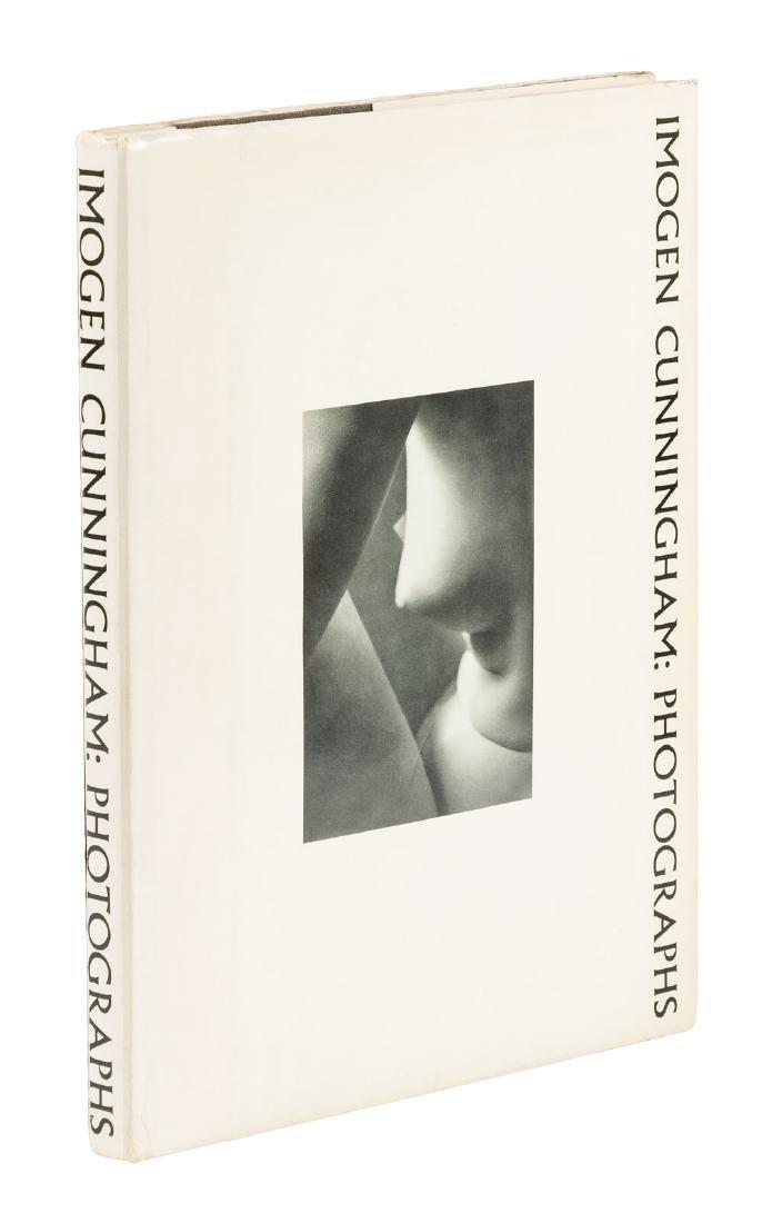 Imogen Cunningham Photographs inscribed