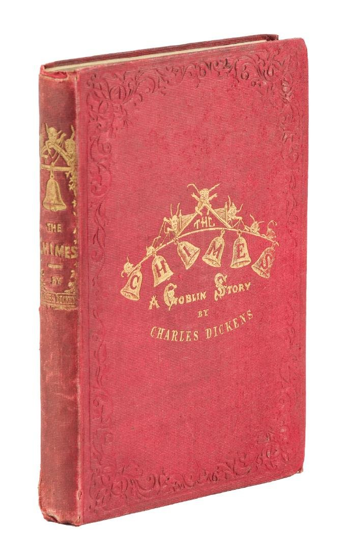 Dickesn The Chimes 1st ed.