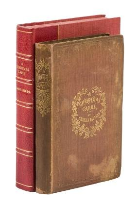 Dickens' Christmas Carol 1st Edition, 2nd Issue