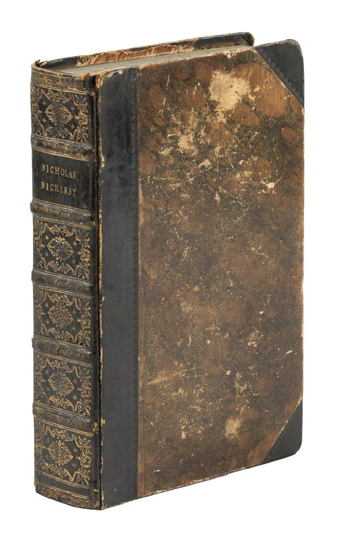 The Life and Adventures of Nicholas Nickleby 1839