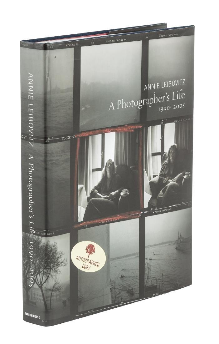 Annie Leibovitz Photographer's Life 2006, signed